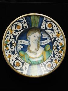 Блюдо, 1535-1545