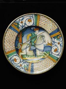 Блюдо, 1520-1550