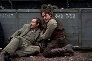 """Кадр из фильма """"Шерлок Холмс: Игра теней"""""""