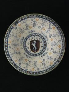 Блюдо, 1510-1520 гг.