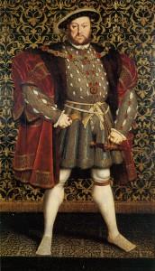 Ганс Эворт - Портрет Генриха VIII, 1560-73