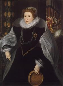 Квентин Местис - Портрет Елизаветы I, 1583