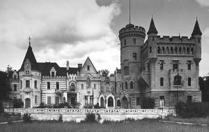 Усадьба Храповицкого в Муромцево, 1884-1889