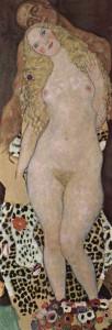 """Густав Климт - """"Адам и Ева"""", 1917-1918 гг., Бельведер (Вена)"""