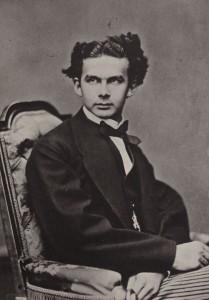 Людвиг II (1845-1886), фото 1867 г.
