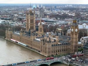 Чарльз Берри, Огастес Пьюджин - здание Парламента в Лондоне