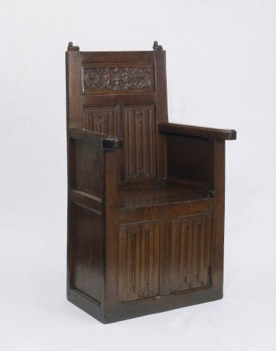 Кресло. Англия, дуб, 1540