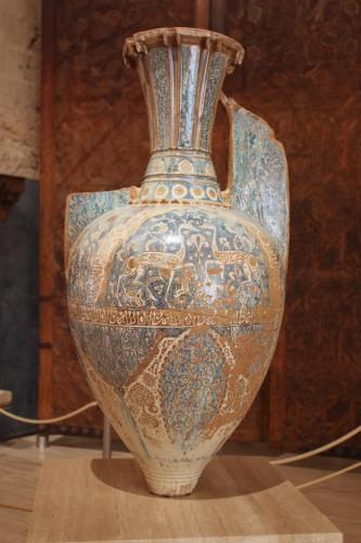 Ваза газелей из дворца Альгамбра