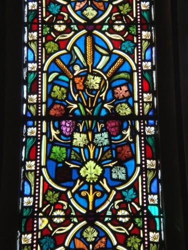 Томас Уиллмент - витраж в церкви Св. Бартоломея в Гуднестоуне