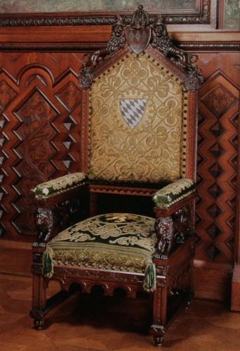 Кабинет - кресло