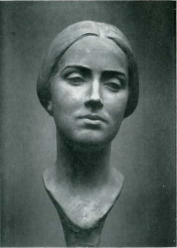 Йозеф Торак - Портрет Карин Геринг, 1937