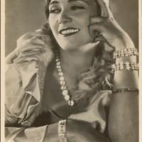 Актриса Ольга Чехова (1897-1980)