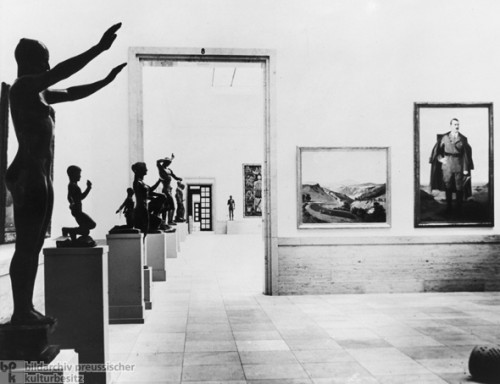 Большая немецкая художественная выставка 1937 г.
