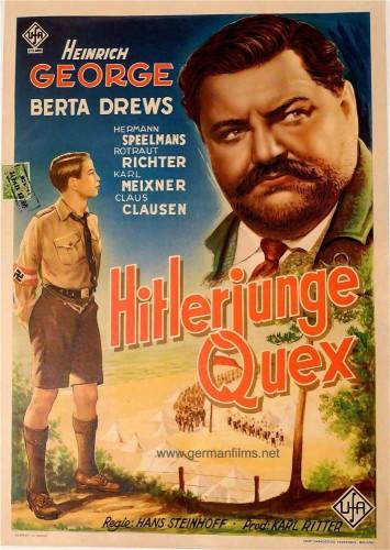 """""""Квекс из гитлерюгенда"""", реж. Ганс Штайнхофф, 1933"""