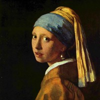 """Ян Вермеер Дельфтский - """"Девушка с жемчужной сережкой"""", 1665"""