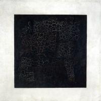 """Казимир Малевич - """"Черный квадрат"""", 1915"""