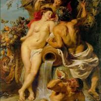 """Питер Пауль Рубенс - """"Союз земли и воды"""", 1618"""