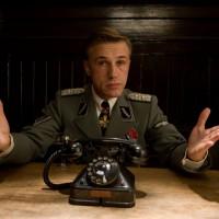 """Кадр из фильма """"Бесславные ублюдки"""" (2009)"""