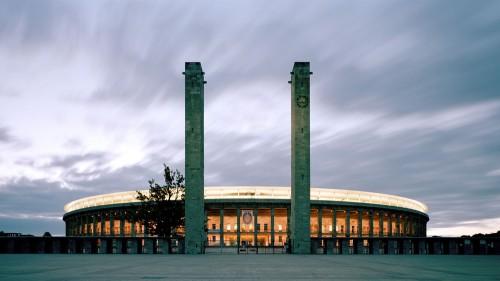 """Вернер Марх - Стадион """"Олимпия"""" в Берлине, 1934-36"""