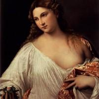 """Тициан - """"Флора"""", 1515-17"""