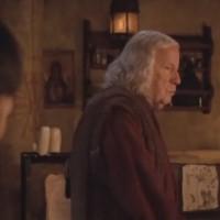 Попробуйте найти Богоматерь Оранту и Ангела Златые Власы.