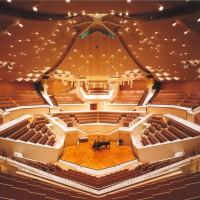 Интерьер Берлинской филармонии, 1960-63